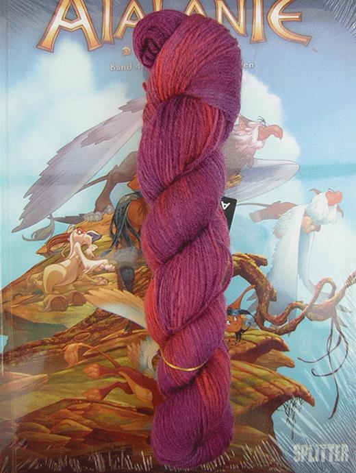 Admiral Cat Print - Infrarot - Farbe 2232