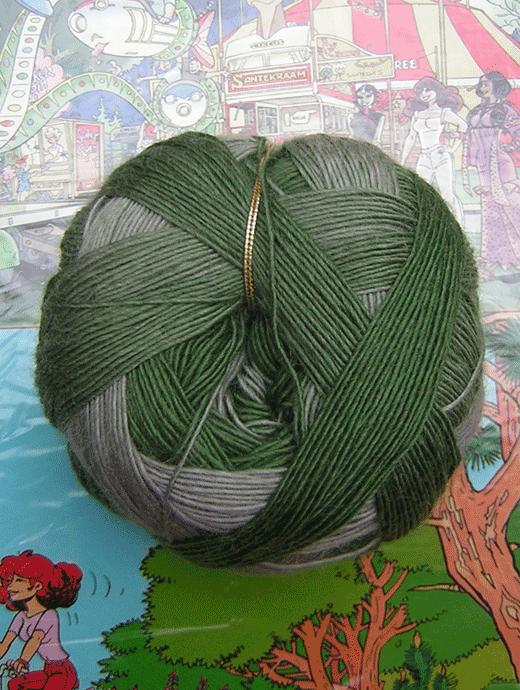 Zauberball - Randerscheinung - Farbe 2260