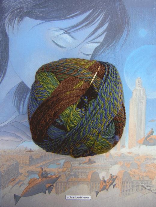 Zauberball Stärke 6 - Meilenstein - Farbe 2266