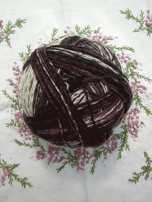 Wunderkleckse - Rosenholz - Farbe 2140
