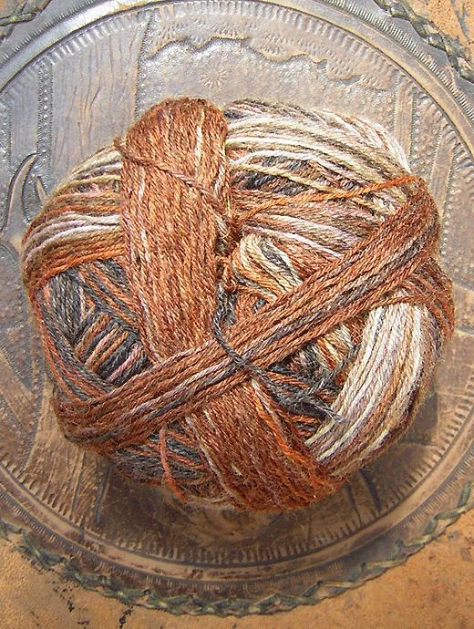 Wunderkleckse - Trauben Nuss - Farbe 2151