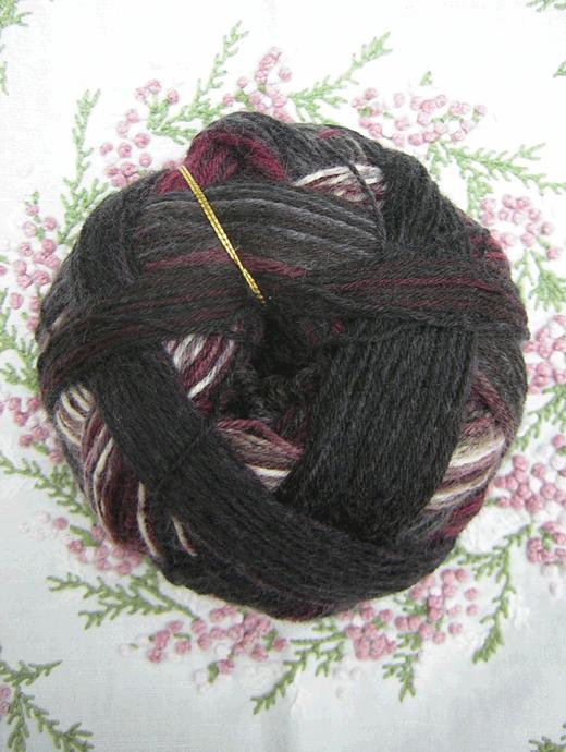 Wunderkleckse - Spätlese - Farbe 2194