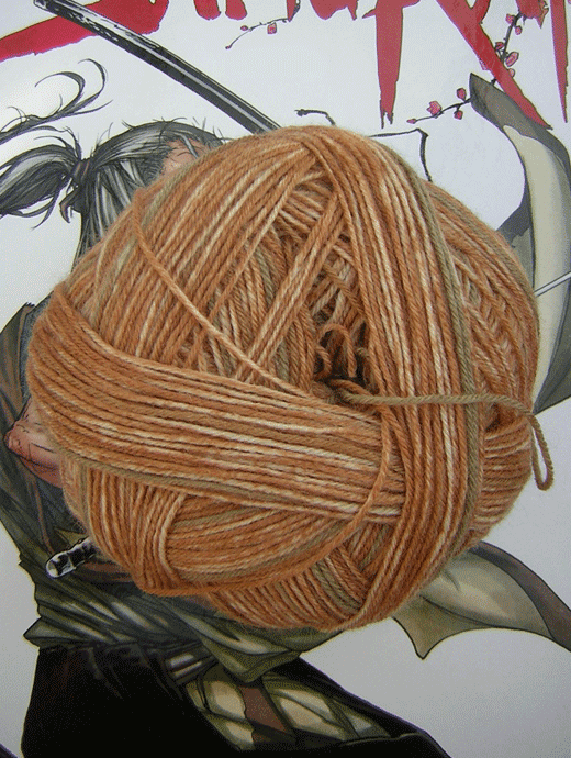 Jeans Ball - S��holz raspeln - Farbe 2124