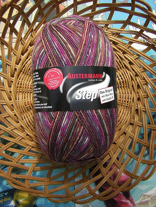 Step Sternzeichen - Jungfrau - Farbe 151