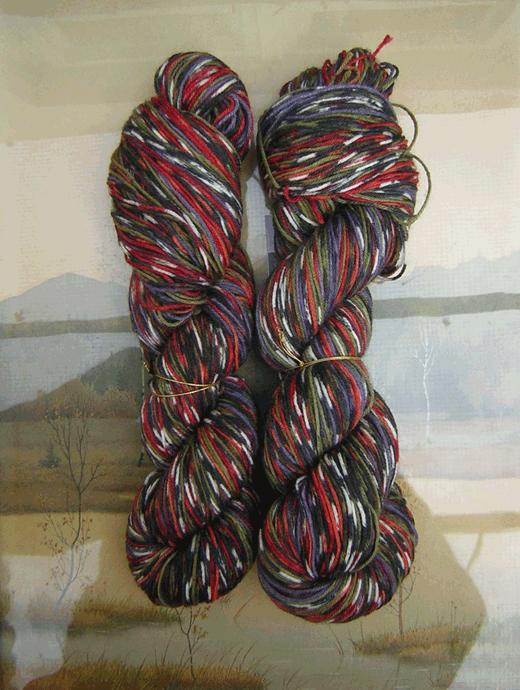 Das Paar - Warmfront - Farbe 2208