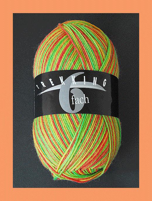 Trekking 6-fach Color - Landwirtin - Farbe 1822