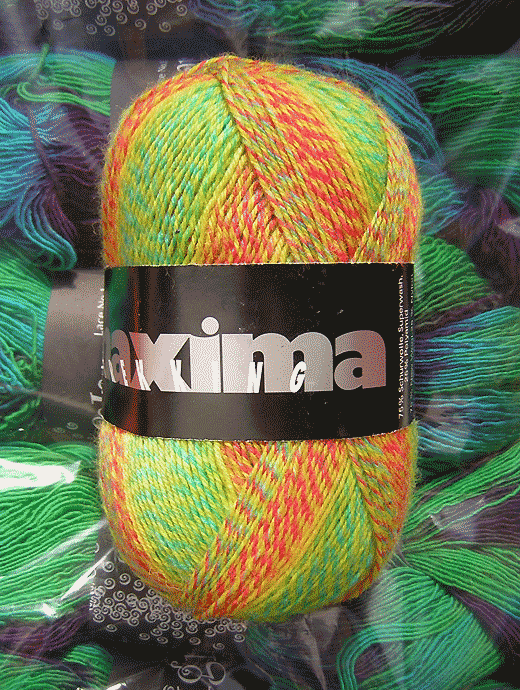 Trekking Maxima - Hummelsberg  - Farbe 920