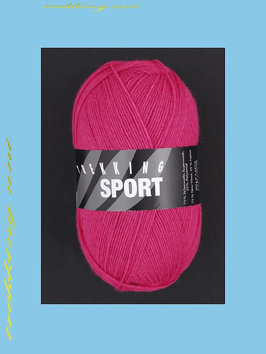 Trekking Sport - blasslila fuchsia - Farbe 1421