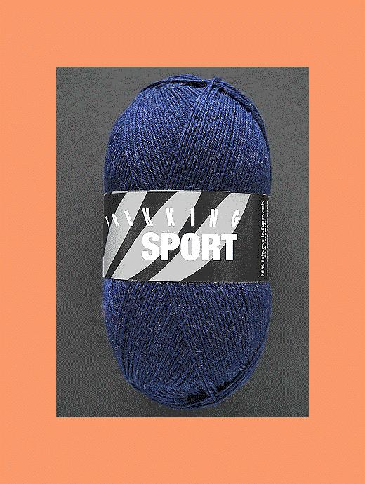 Trekking Sport - dunkelblau - Farbe 1430
