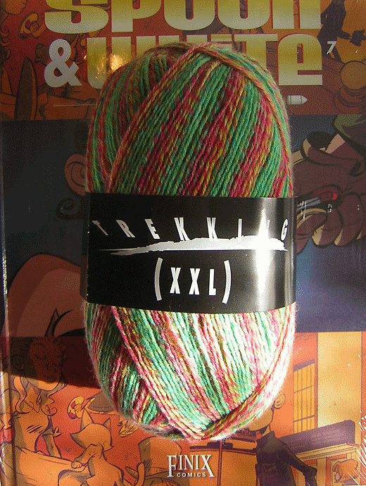 Trekking XXL Ombre - Dschungelblick - Farbe 121
