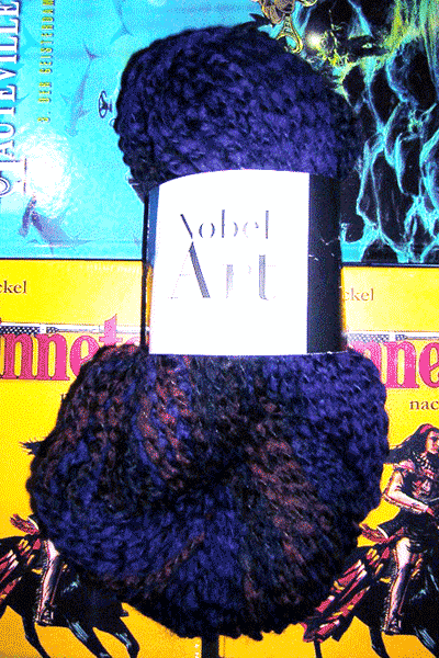 Nobel Art - Kornblume - Farbe 950