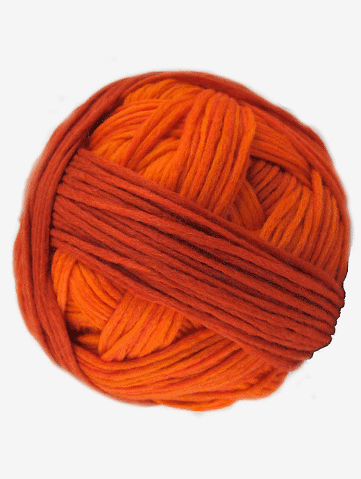 Gradient Wolle - Indian Summer - Farbe 1873ombre