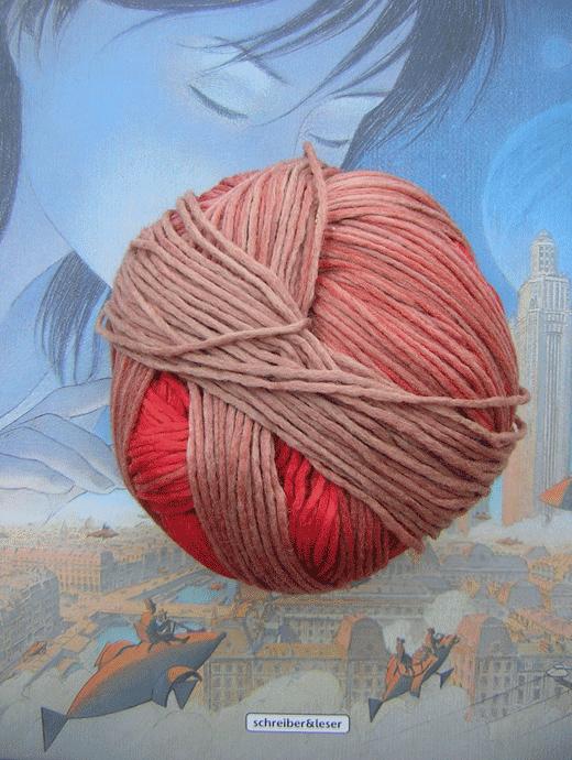 Gradient Wolle - Herzstück - Farbe 2261