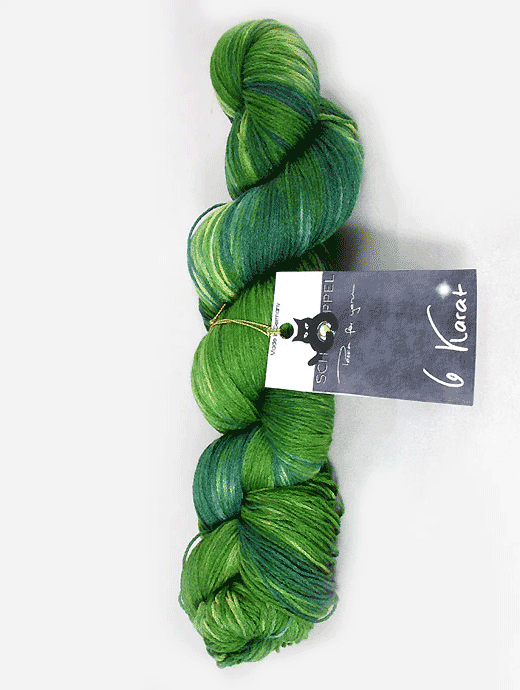 6 Karat Wolle - Froschk�nig - Farbe 2154