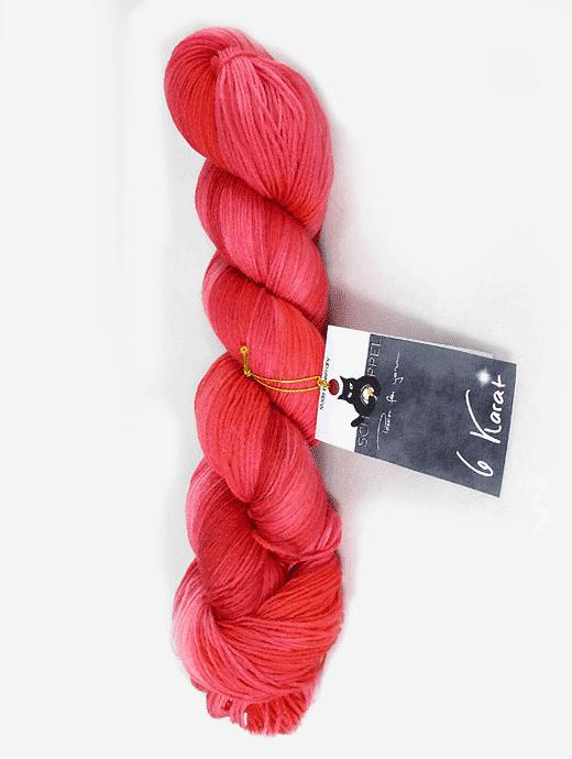6 Karat Wolle - Lippenbekenntnis - Farbe 2153