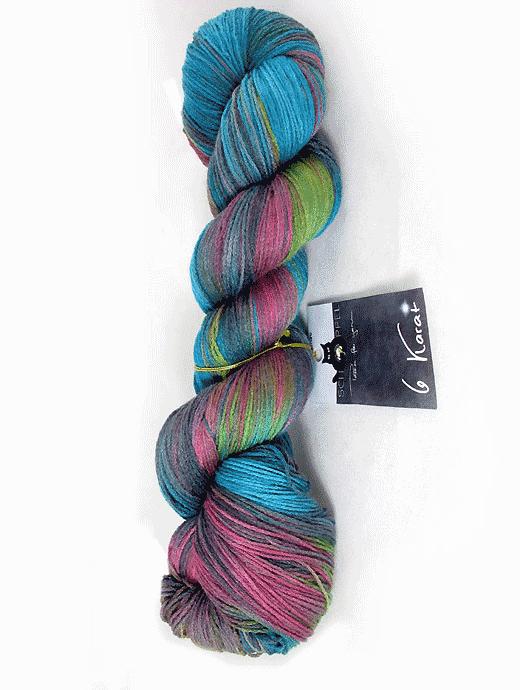 6 Karat Wolle - Stadt Land Fluss - Farbe 2152