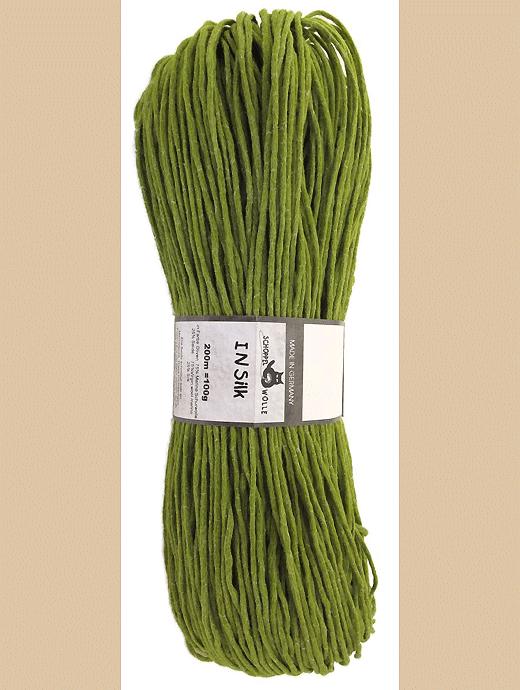 In Silk - oliven - Farbe 6683