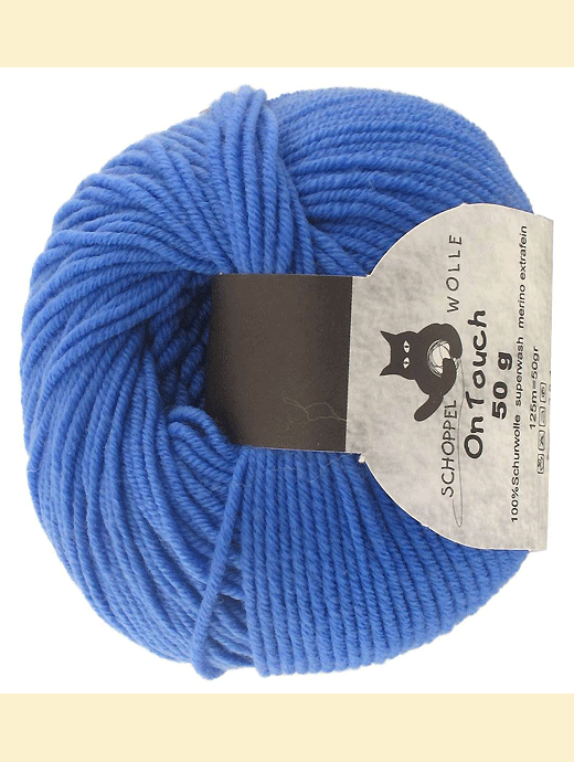 On Touch Uni - blau - Farbe 4800
