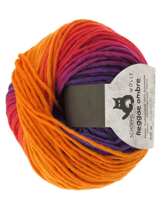 Reggae Ombre - Fuchsienbeet - Farbe 1536