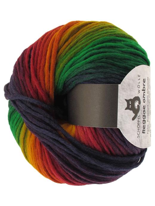 Reggae Ombre - Kunterbunt - Farbe 1505