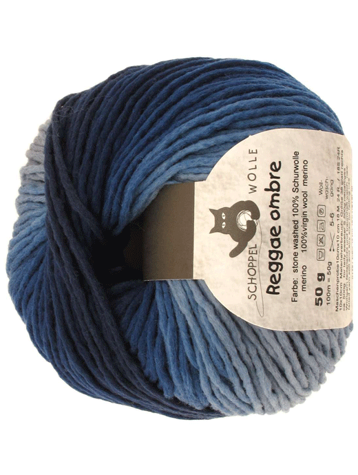 Reggae Ombre - Stone Washed - Farbe 1535