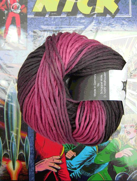 Reggae Ombre - Grauzone - Farbe 2246