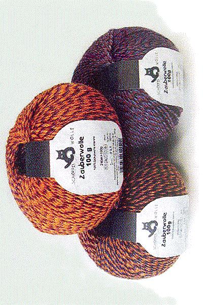 Zauberwolle - Oxyde - Farbe 1659ombre