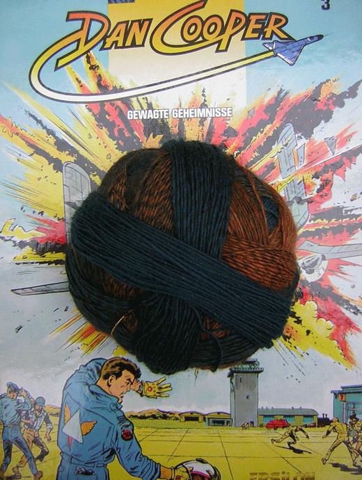 Zauberball 100 - Sphinx - Farbe 2229