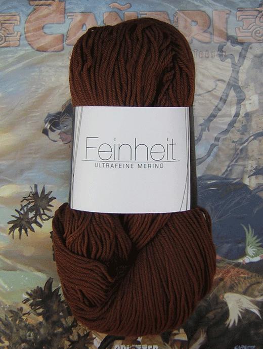 FEINHEIT - braun - Farbe 1604