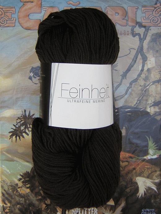 FEINHEIT - schwarzbraun - Farbe 1605