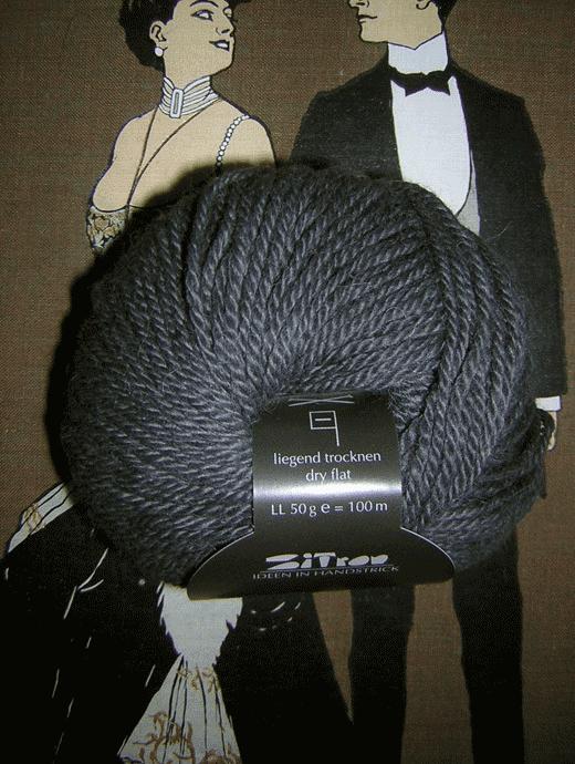 Finest Royal Alpaca - dunkelgrau - Farbe 6057