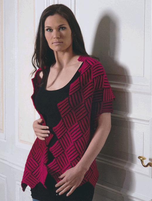 Wollpaket: Zweifarbiger Schal Grösse ca. 32 cm x 180 cm aus Zauberball 100 - Farbe 2166, 2165