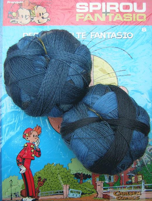 Lace Ball 100 - Rauchzeichen - Farbe 2169