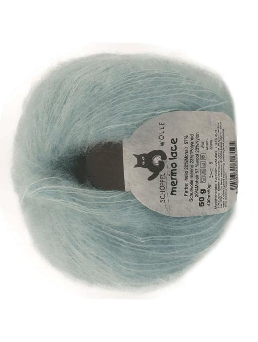 Merino Lace - helio - Farbe 5723