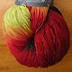 """Trekking handart - Merkur, Farbe 721, Atelier Zitron, 75% Schurwolle """"superwash"""", 25% Polyamid, 9.50 �"""
