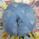 XL Kleckse - Ein Hauch Bleu