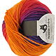 Reggae Ombre - Fuchsienbeet, Farbe 1536, Schoppel-Wolle, 100% Schurwolle , 5.95 �