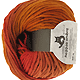 Reggae Ombre - Gebrannte Mandeln, Farbe 1874, Schoppel-Wolle, 100% Schurwolle , 5.95 �