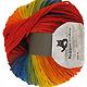 Reggae Ombre - Kleiner Fuchs, Farbe 1702, Schoppel-Wolle, 100% Schurwolle, 5.95 �