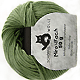 Miro 4 fach Uni - schilf, Farbe 6613, Schoppel-Wolle, 50% Baumwolle, 50% Polyacryl, 3.95 �