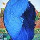 Blickfang Wolle - Mondnacht, Farbe 855, Atelier Zitron, 100% Schurwolle, 15.50 �