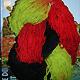 Blickfang Wolle - Bl�tezeit, Farbe 865, Atelier Zitron, 100% Schurwolle, 15.50 �