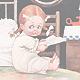 Weinendes Baby = Zur Zeit nicht am Lager
